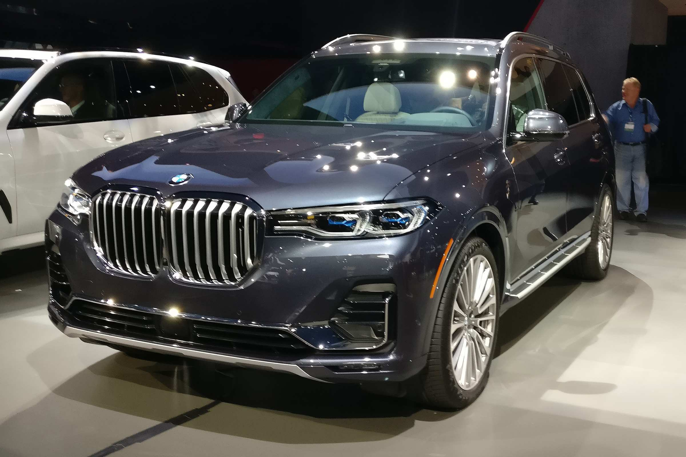 63 The 2020 BMW X7 Suv First Drive