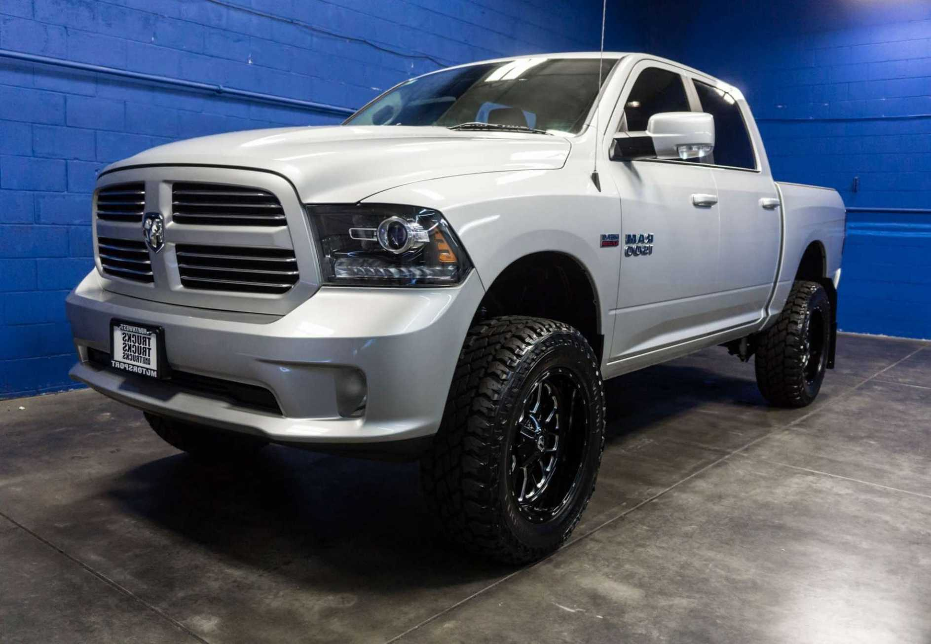 63 The 2020 Dodge Ram 1500 Pictures