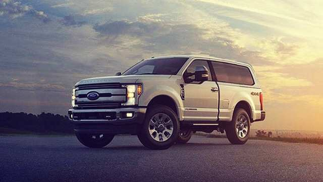 63 The 2020 Ford Excursion Research New