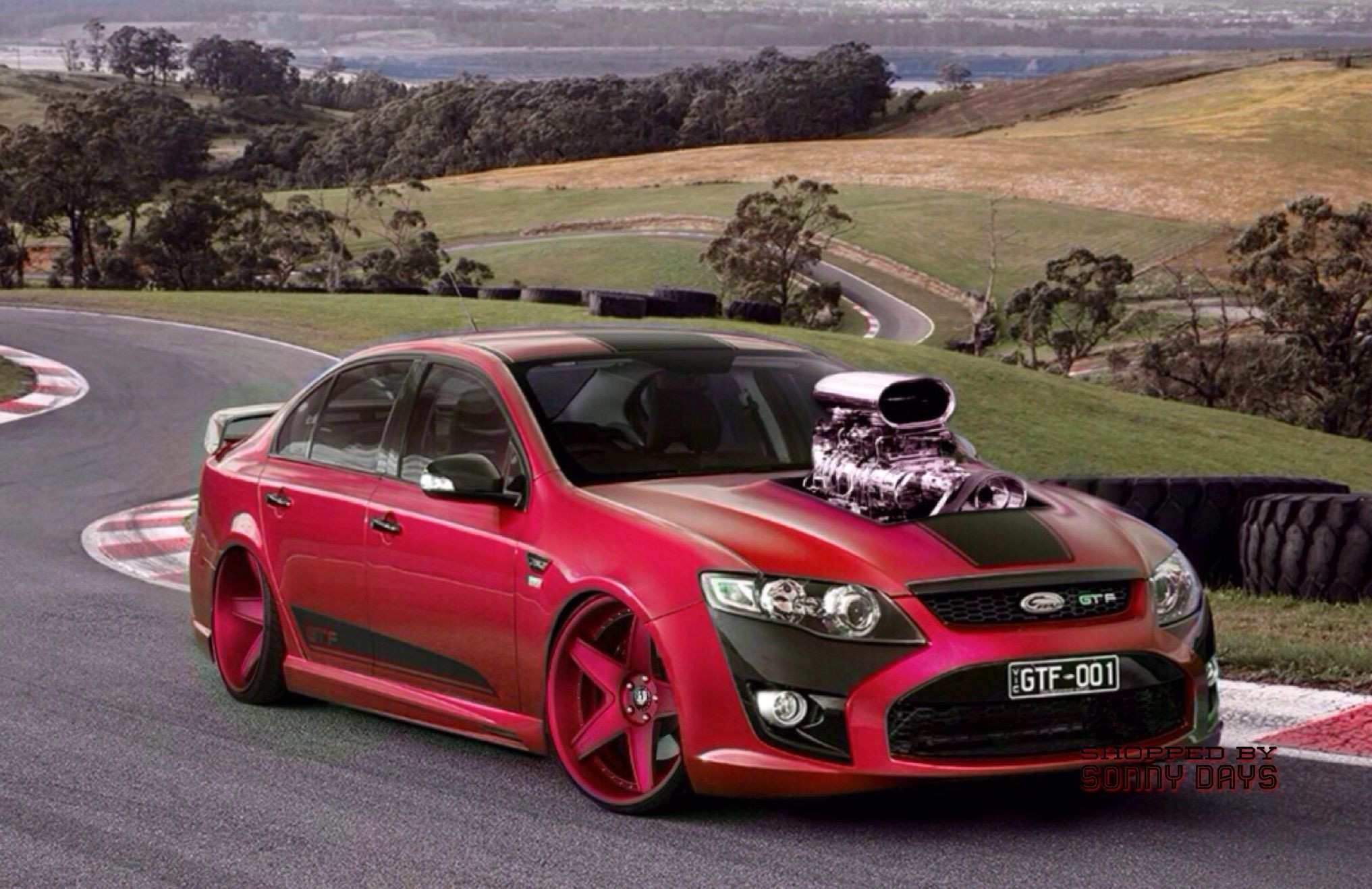 63 The 2020 Ford Falcon Xr8 Gt First Drive
