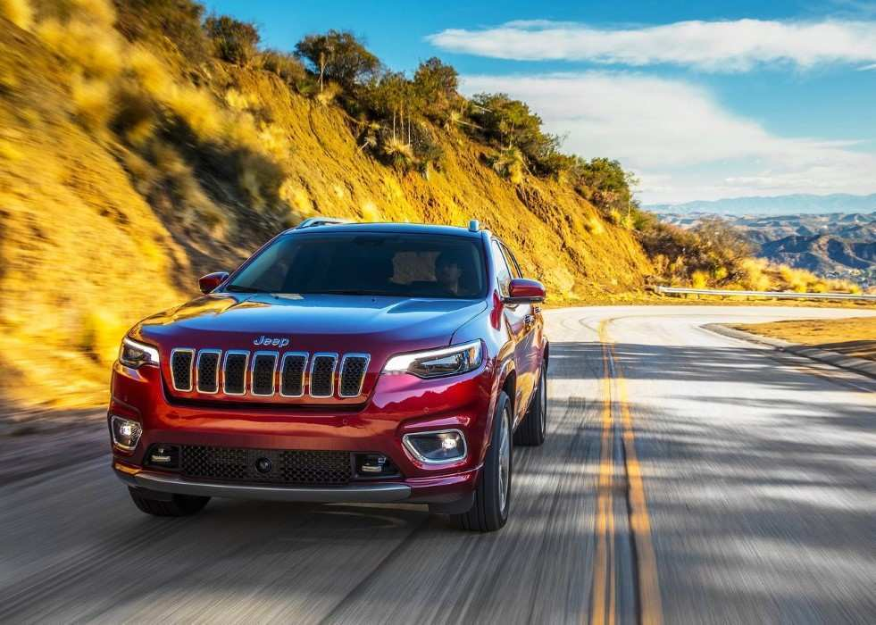63 The 2020 Grand Cherokee Srt New Review