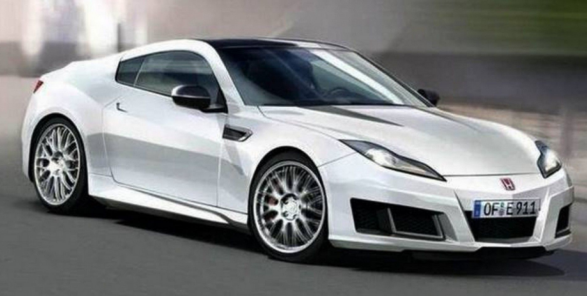 63 The 2020 Honda Prelude Type R Concept