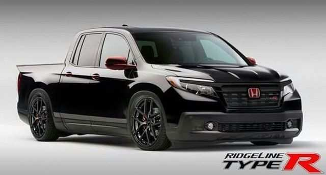 63 The 2020 Honda Ridgelineand Redesign And Concept