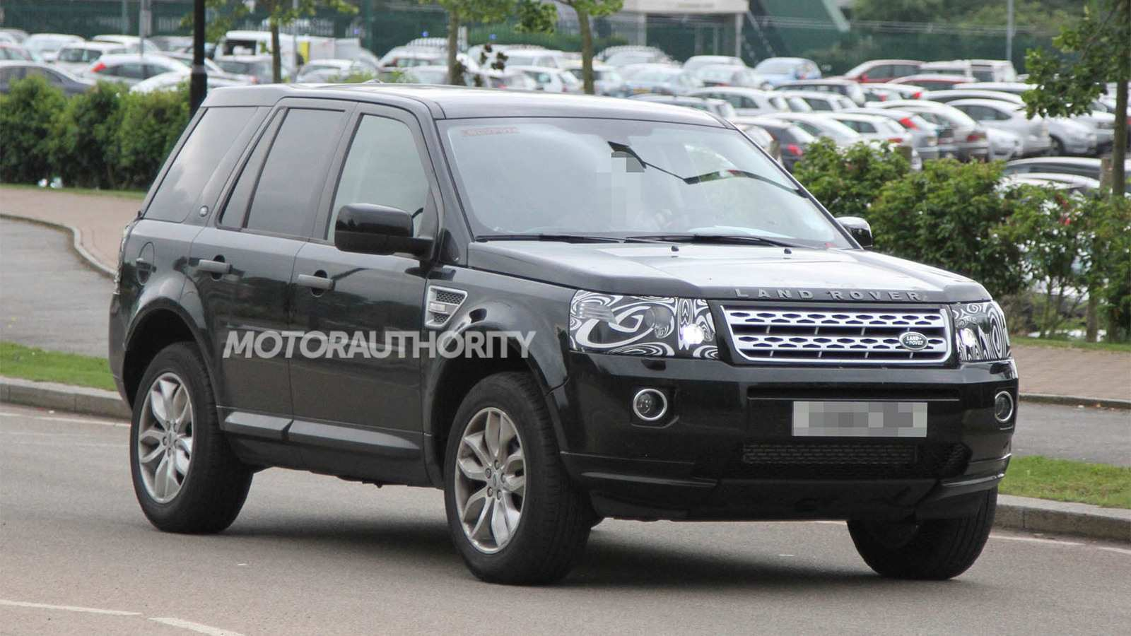 63 The 2020 Land Rover Lr2 Overview
