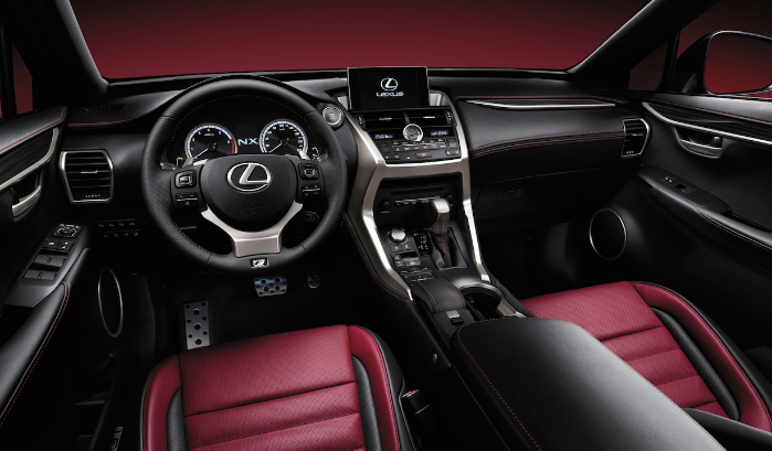 63 The 2020 Lexus NX 200t Wallpaper