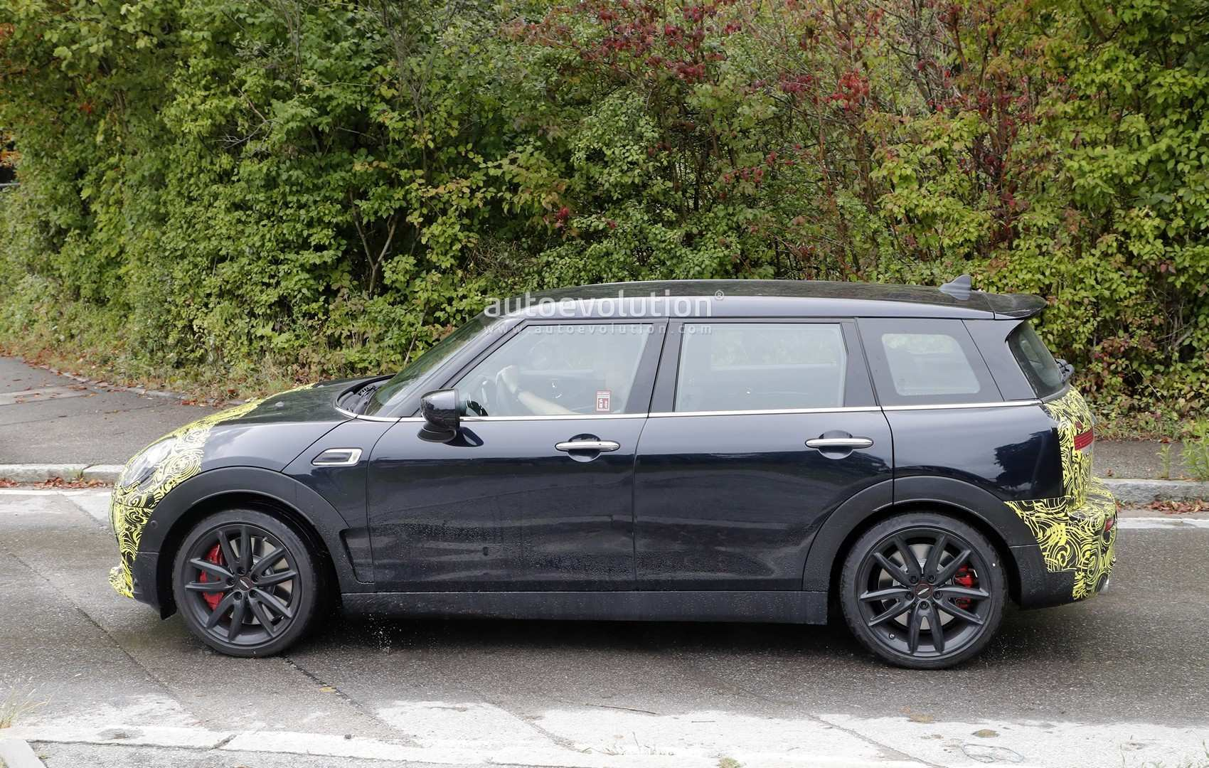 63 The 2020 Mini Clubman Research New