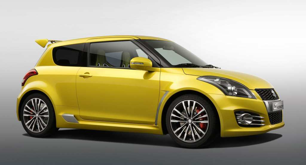 63 The 2020 New Suzuki Swift Sport Price And Review