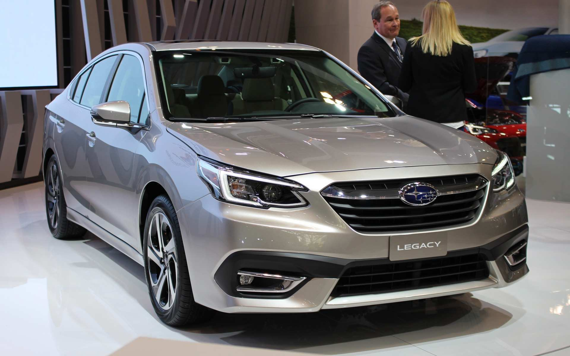 63 The 2020 Subaru Legacy Engine Release Date