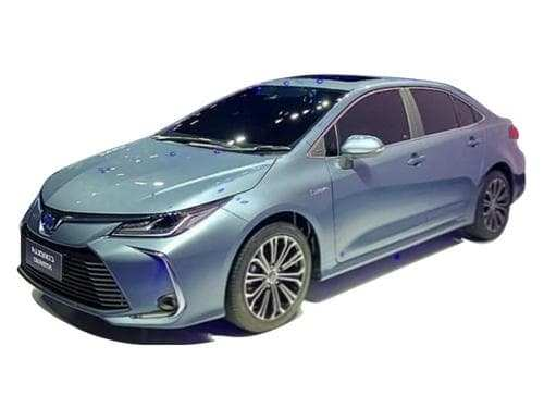 63 The 2020 Toyota Altis Overview