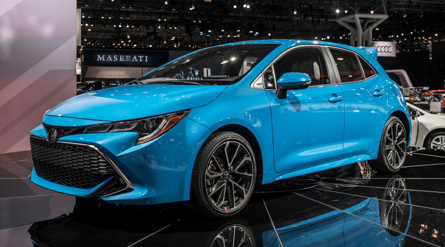 63 The 2020 Toyota Corolla Hatchback Concept