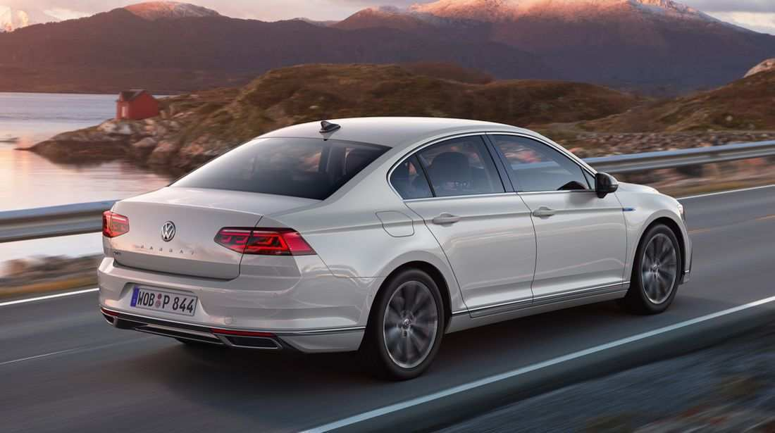 63 The 2020 Vw Passat Release Date