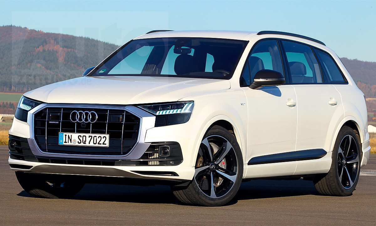 63 The Best 2019 Audi Q7 Images