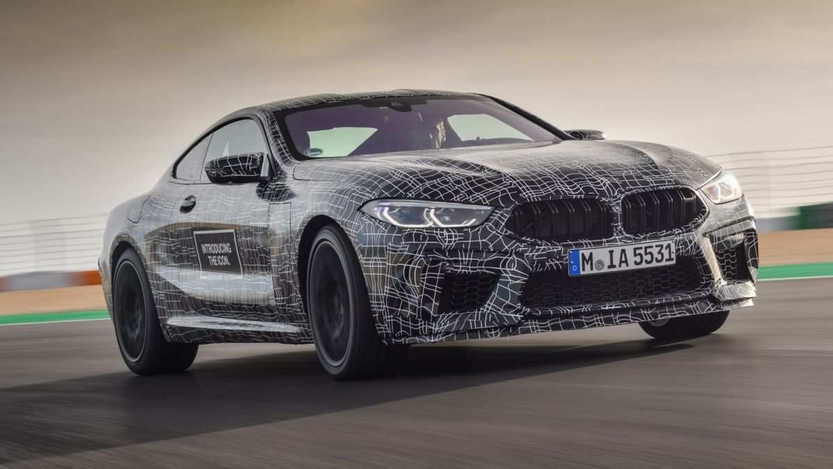 63 The Best 2019 BMW M8 Performance And New Engine