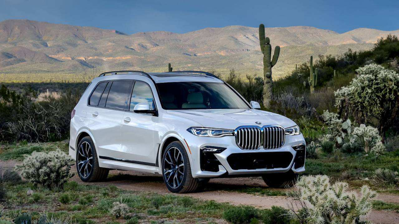 63 The Best 2019 BMW X7 Suv Specs And Review