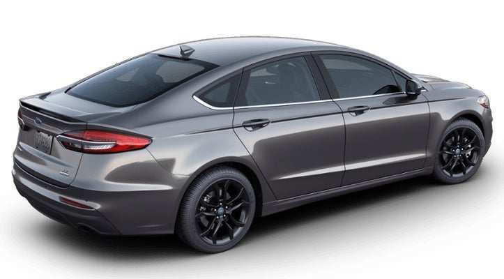 63 The Best 2019 Ford Fusion Concept And Review
