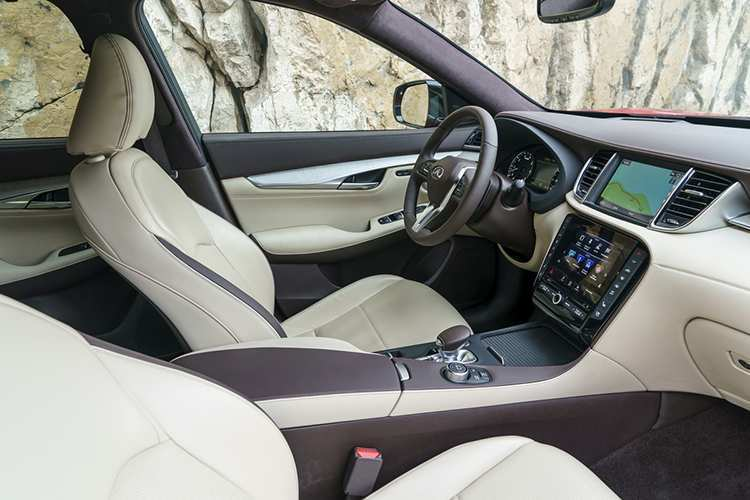 63 The Best 2019 Infiniti Qx50 Luxe Interior Redesign And Concept