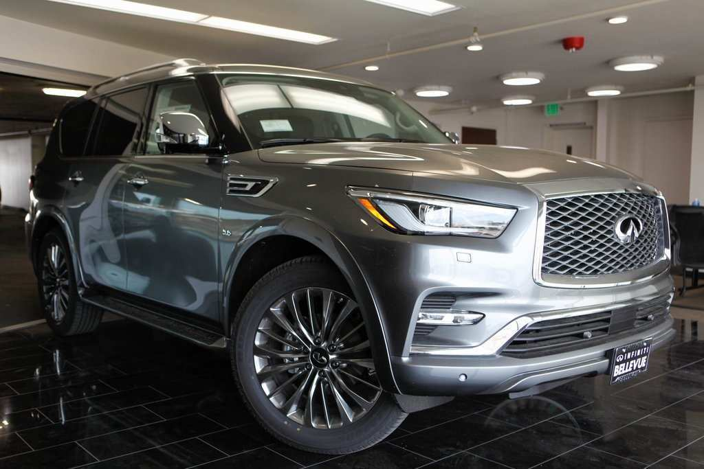 63 The Best 2019 Infiniti Qx80 Suv Concept