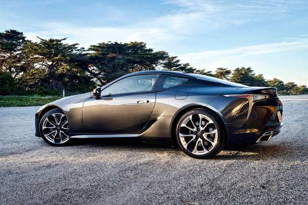 63 The Best 2019 Lexus LF LC Model