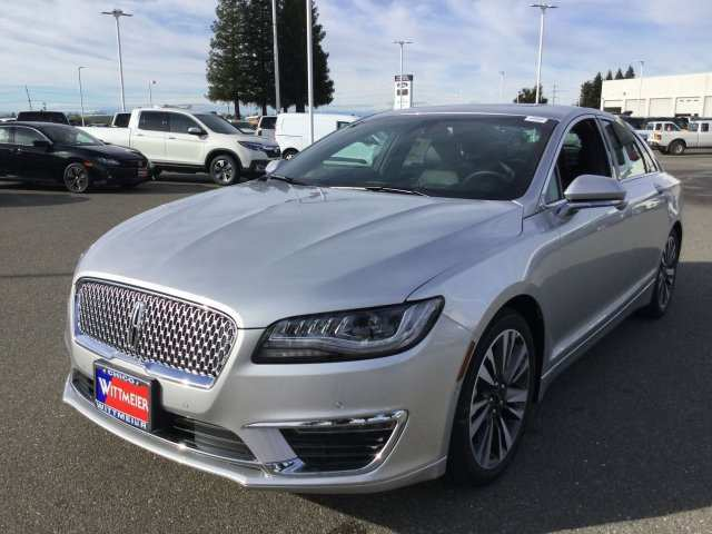 63 The Best 2019 Lincoln MKZ Spy Shoot