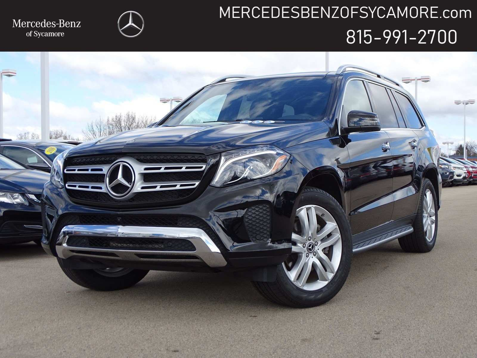 63 The Best 2019 Mercedes GLS Price Design And Review
