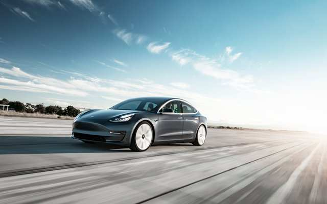 63 The Best 2019 Tesla 3 New Model And Performance