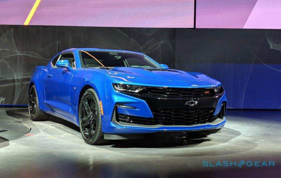 63 The Best 2019 The Camaro Ss Release Date And Concept