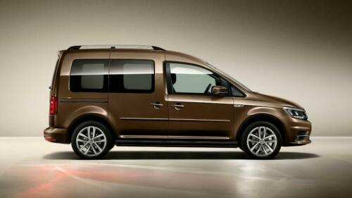 63 The Best 2019 VW Caddy Photos