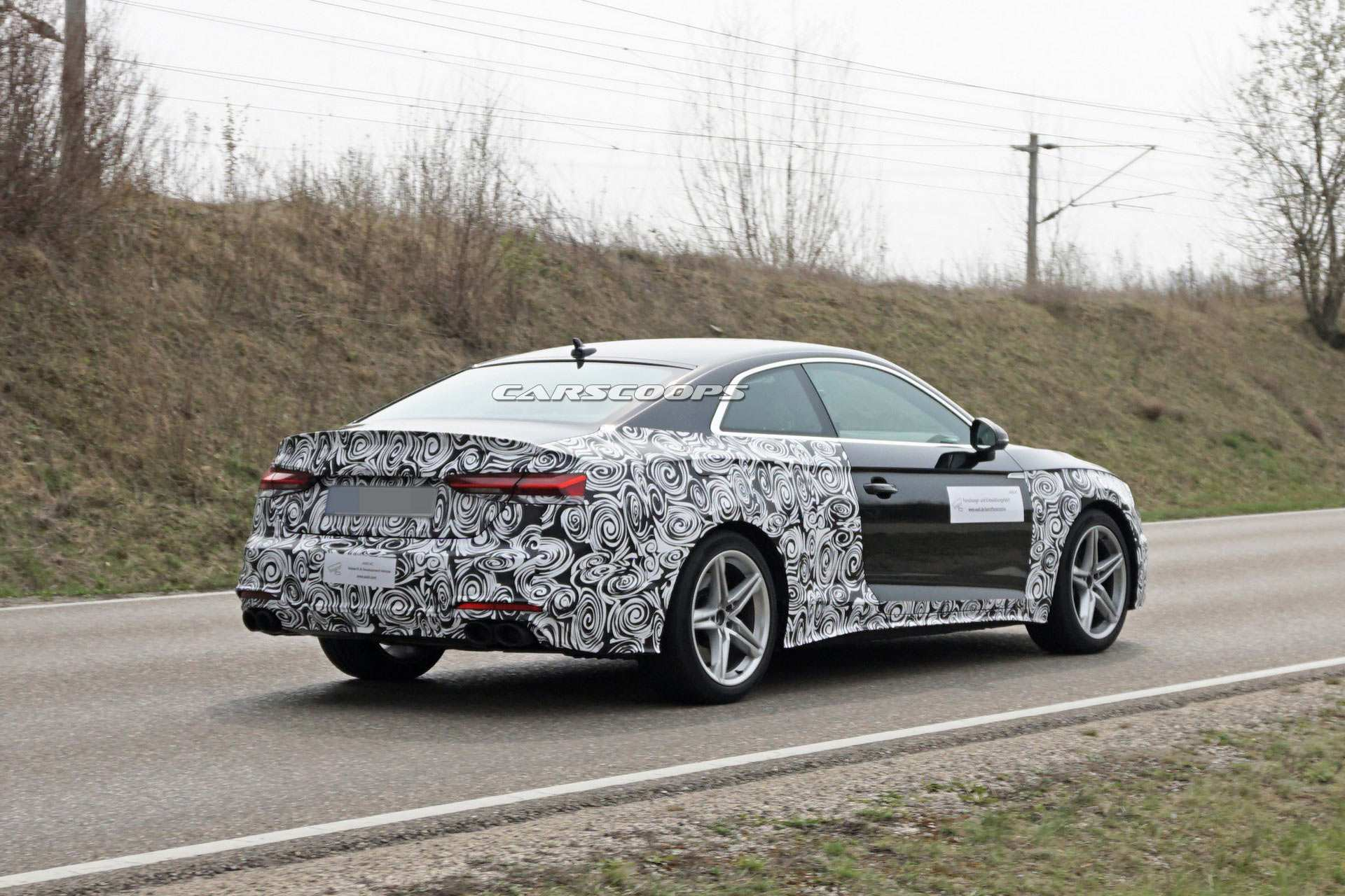 63 The Best 2020 Audi Rs5 Review And Release Date