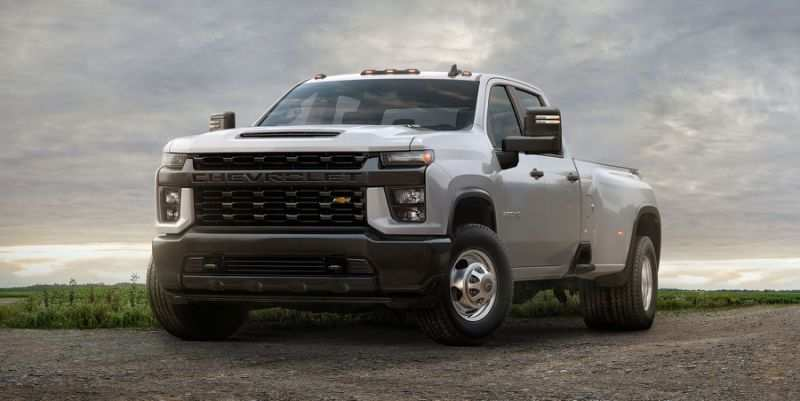 63 The Best 2020 Chevrolet Silverado Interior