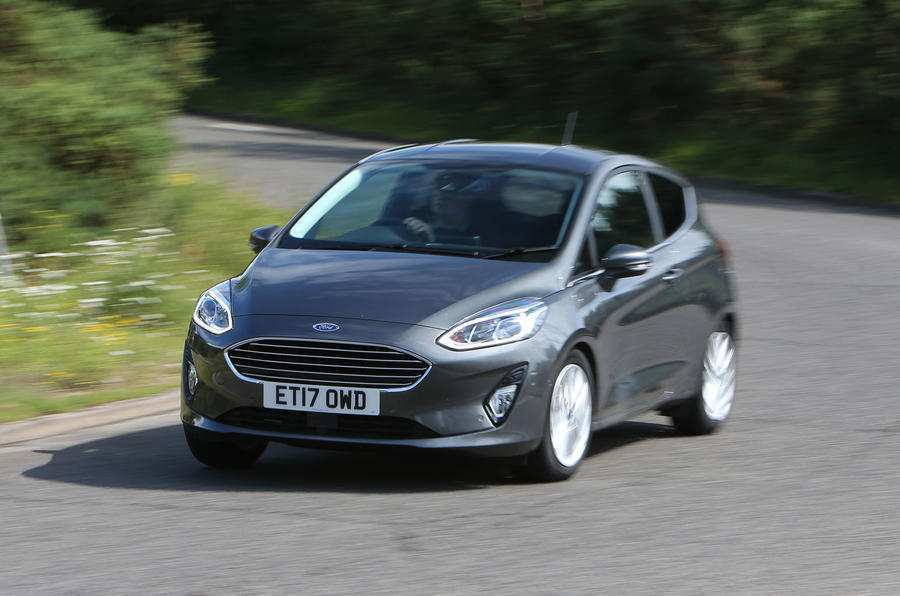 63 The Best 2020 Ford Fiesta New Review