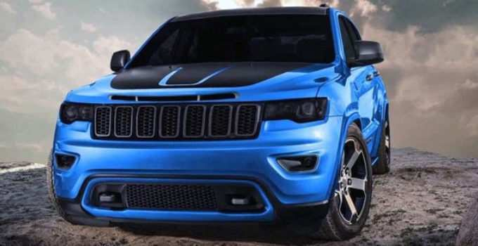 63 The Best 2020 Grand Cherokee Srt Hellcat Release Date And Concept