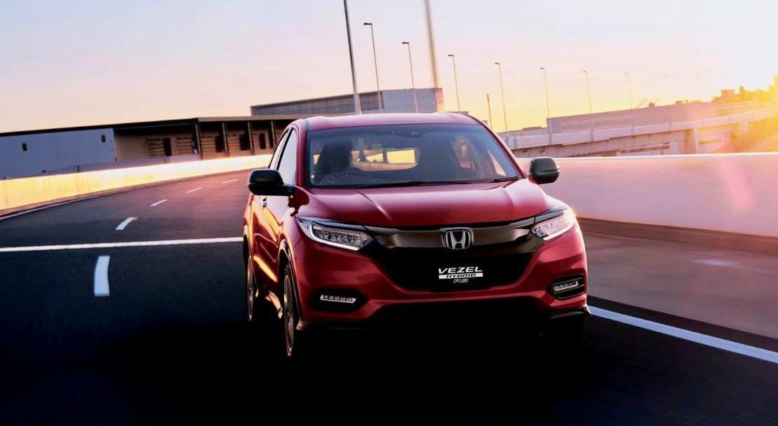 63 The Best 2020 Honda Vezels New Review