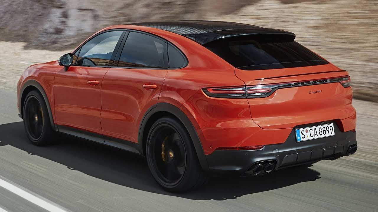 63 The Best 2020 Porsche Cayenne Model Redesign And Concept