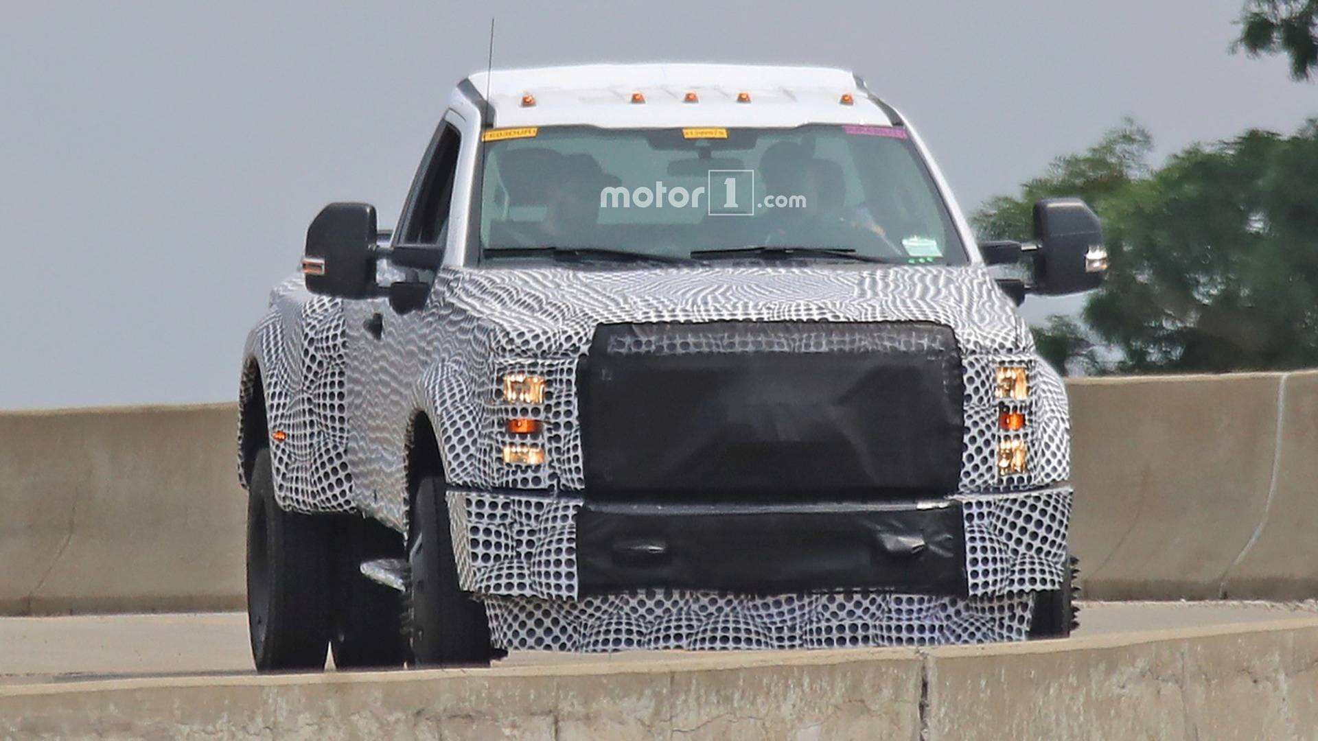 63 The Best 2020 Spy Shots Ford F350 Diesel Pictures