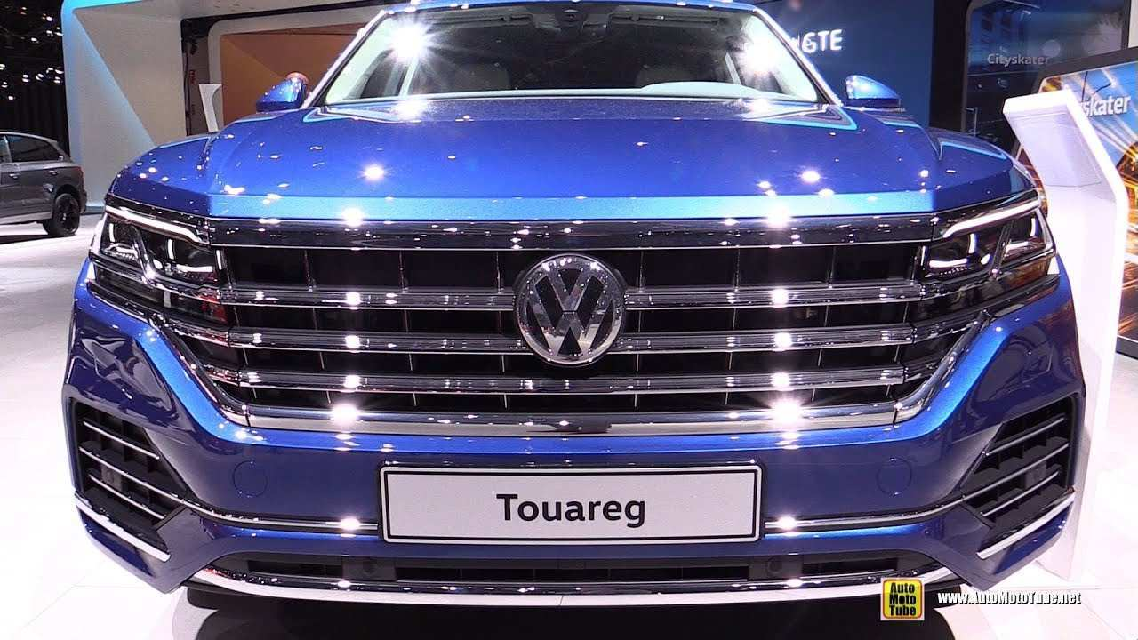 63 The Best 2020 Volkswagen Touareg Price And Release Date