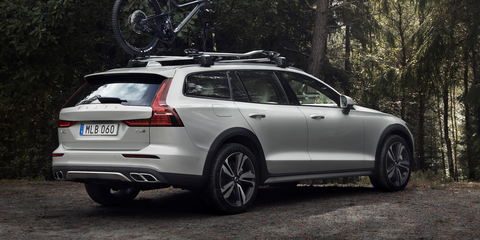 63 The Best 2020 Volvo V60 Cross Country Style