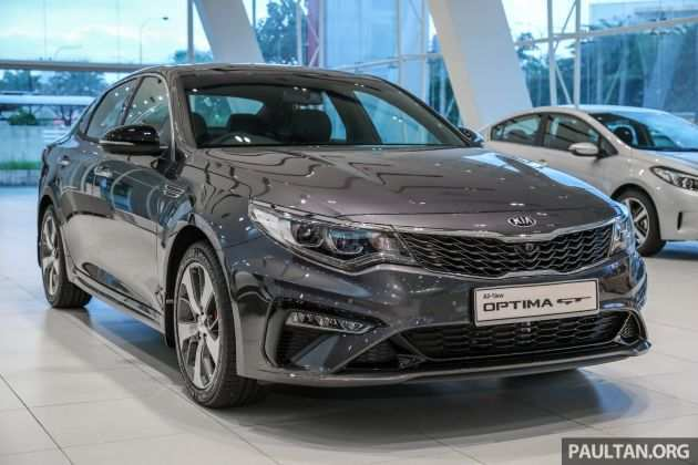 63 The Best Kia K5 2019 Exterior