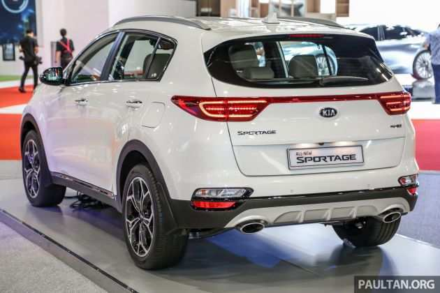 63 The Best Kia Sportage Gt Line 2019 Specs And Review