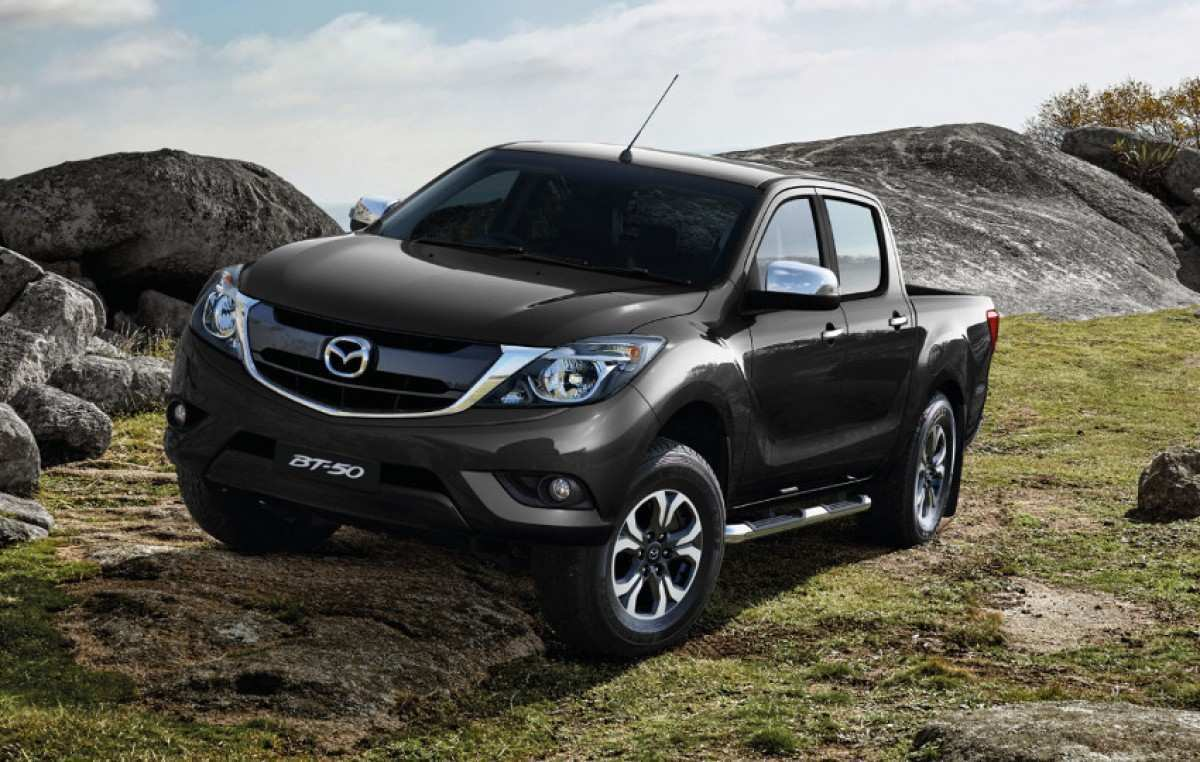 63 The Best Mazda Bt 50 Pro 2019 Release Date