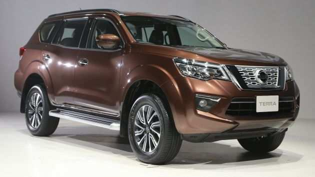 63 The Best Nissan Terra 2019 Philippines Wallpaper