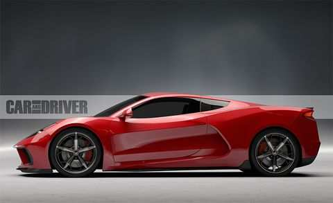 63 The Best Pictures Of The 2020 Chevrolet Corvette Exterior