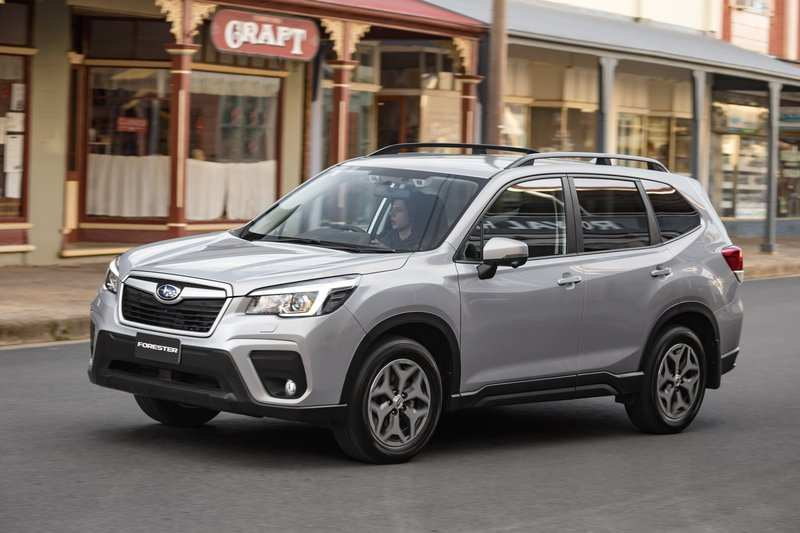 63 The Best Subaru Forester 2019 Ground Clearance Exterior And Interior