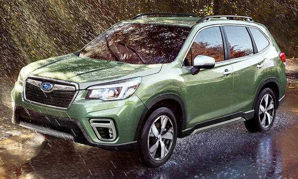 63 The Best Subaru Forester 2019 News Pictures