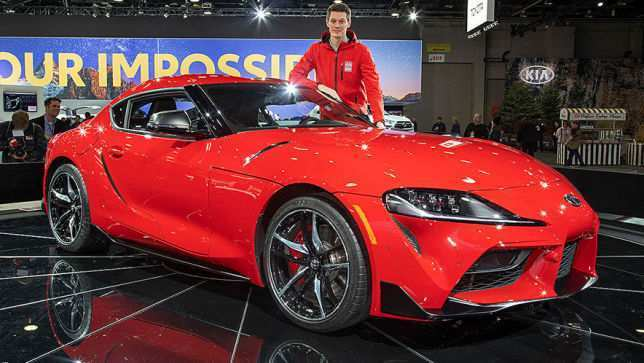 63 The Best Supra Toyota 2019 Interior