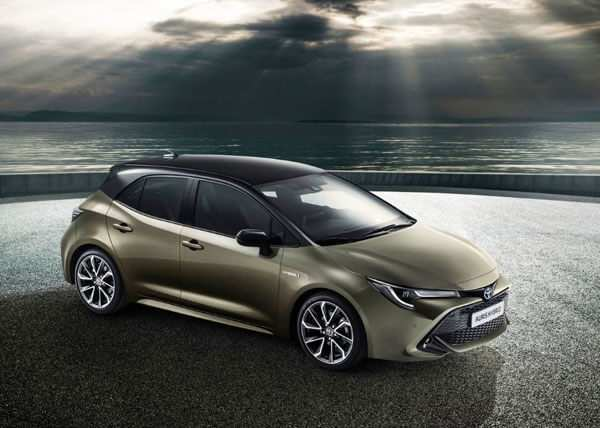 63 The Best Toyota Auris 2020 First Drive