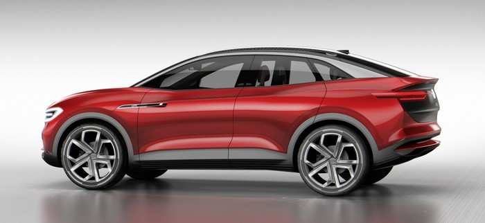 63 The Best Volkswagen Electric Suv 2020 Performance