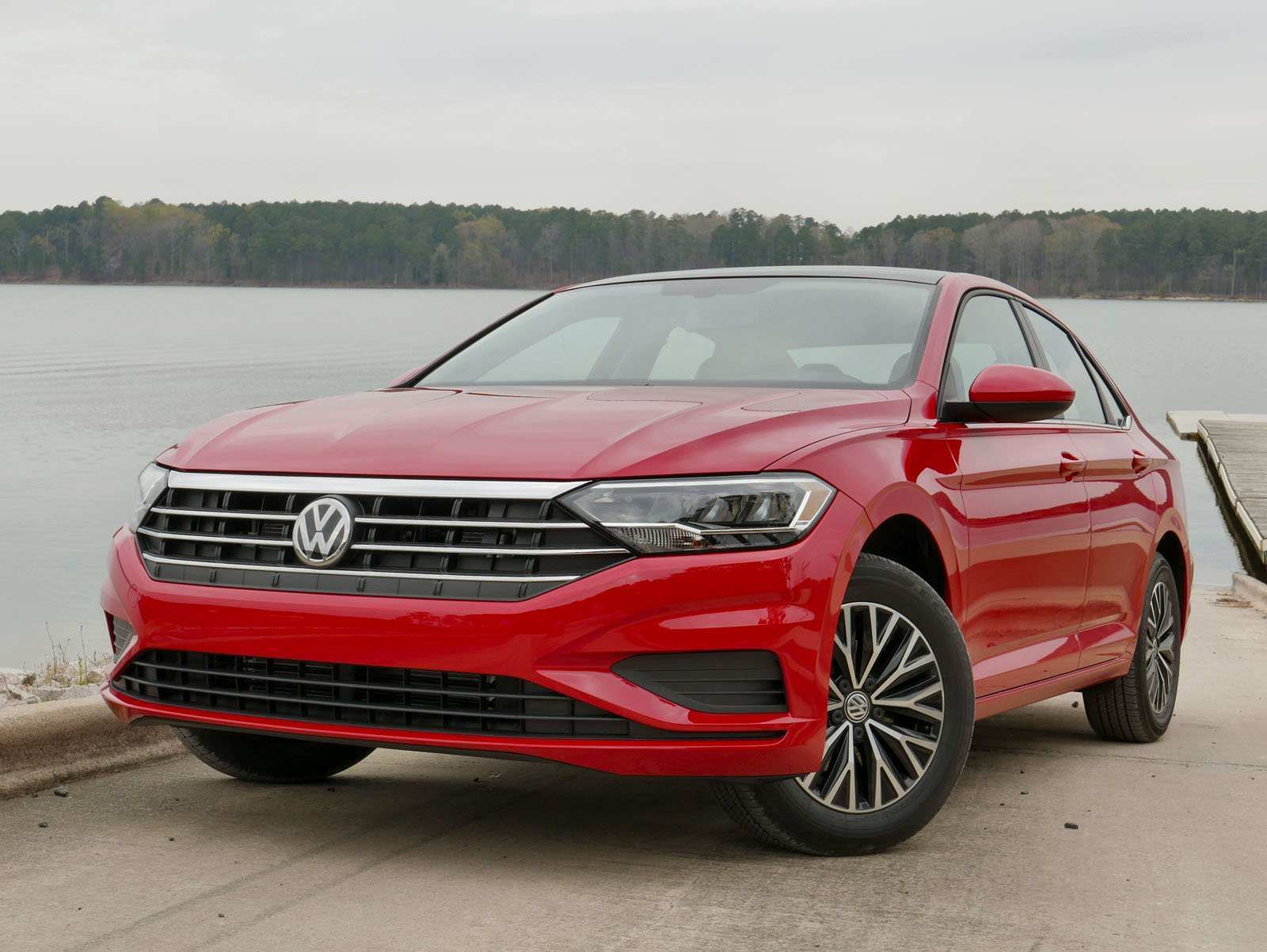 63 The Best Volkswagen Jetta 2019 Horsepower First Drive