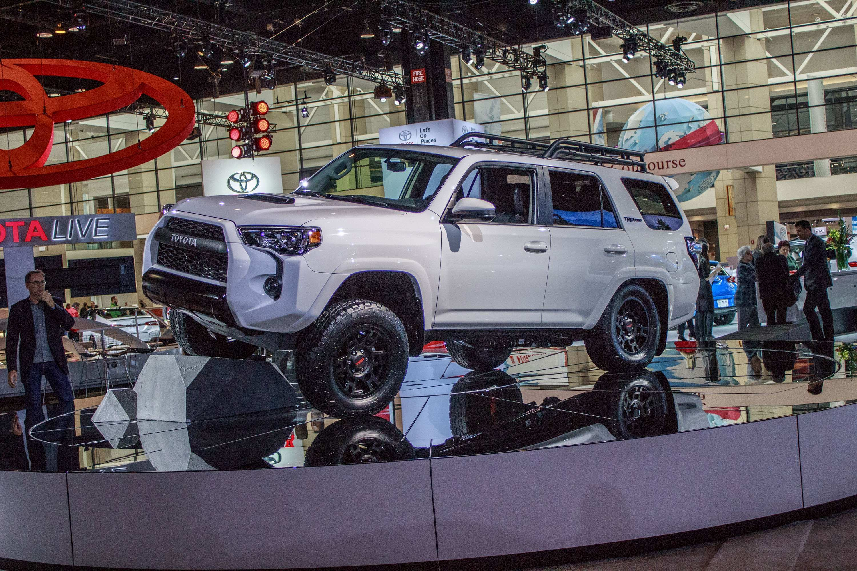 63 The Forerunner Toyota 2019 Price Design And Review