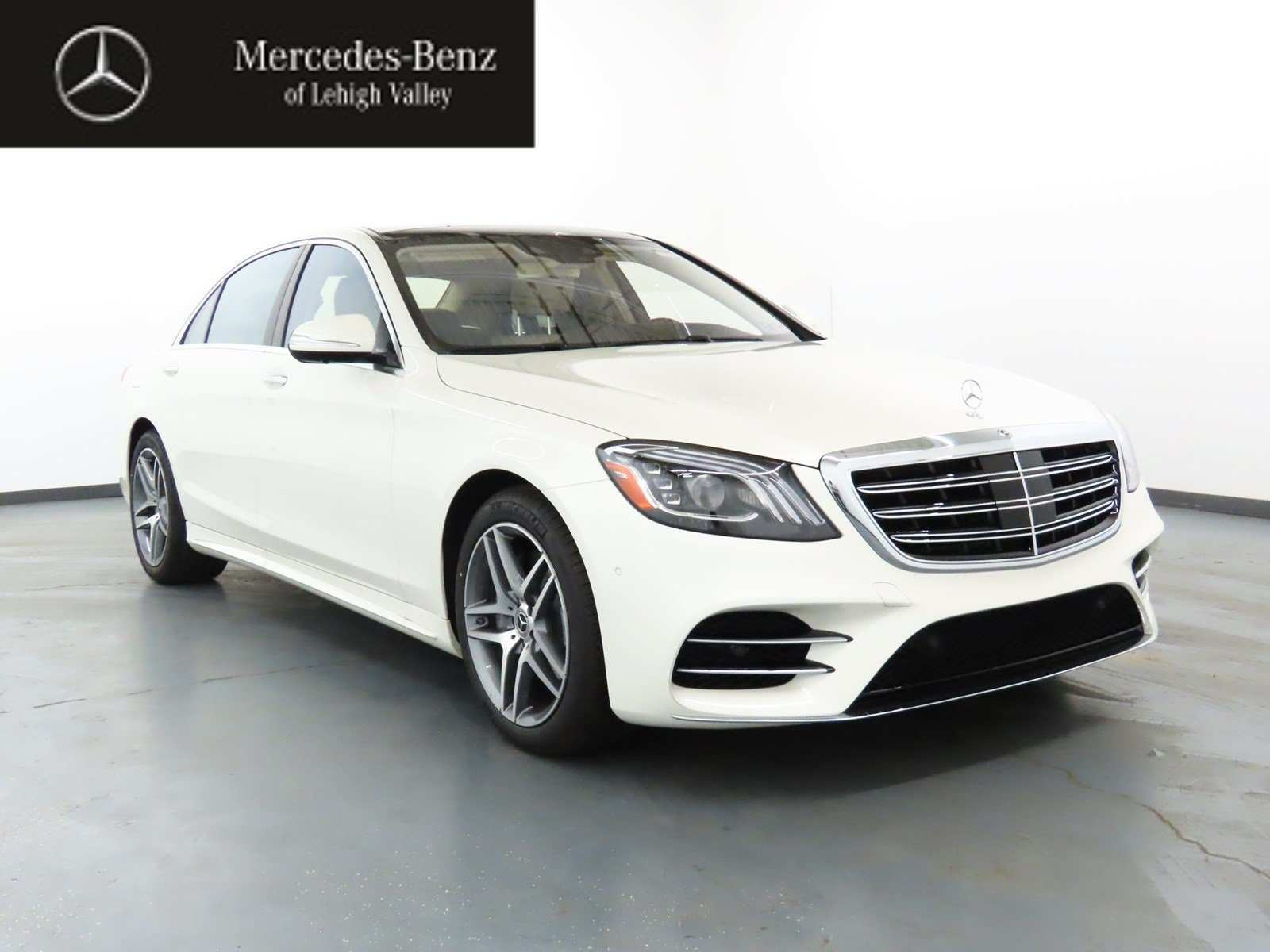 63 The Mercedes S Class 2019 First Drive