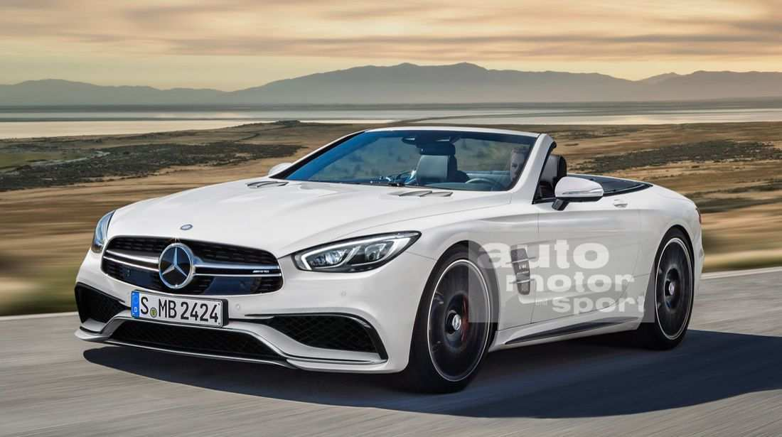 63 The Mercedes Sl 2019 New Model And Performance